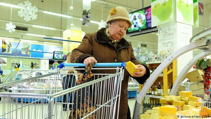 В России выросли цены на самые необходимые продукты