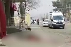 Террорист-смертник совершил самоподрыв у здания ФСБ Карачаево-Черкессии