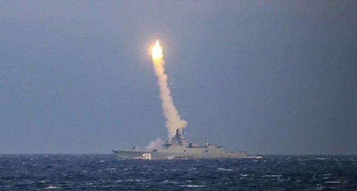 Россия провела очередной пуск ракеты «Циркон», которая так ужасает Америку
