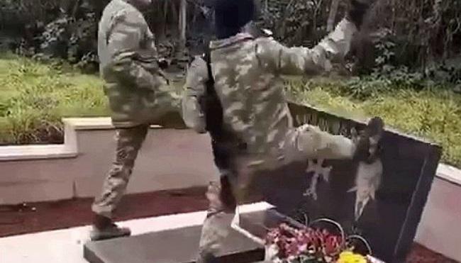 За надругательства над телами армян арестованы военнослужащие Азербайджана