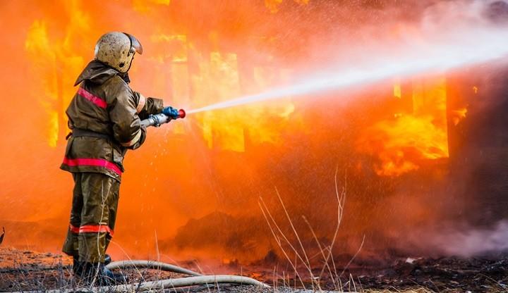 Трагедия в Башкирии. 11 человек сгорели в пожаре в доме престарелых. фото 2