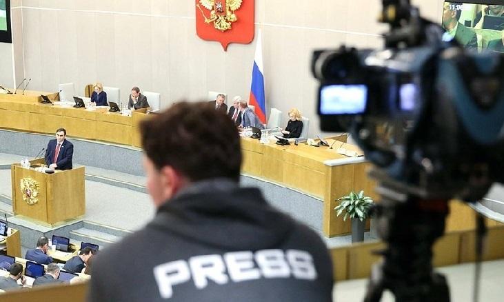 Госдума запретила иностранное финансирование митингов и ужесточила работу на них журналистов