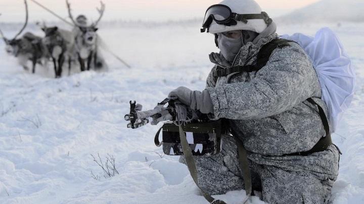 В Арктике для военных испытаний восстановлена спецлаборатория времен СССР