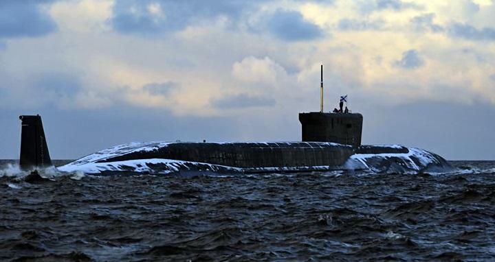 Для ВМФ России будет построено 14 атомных субмарин