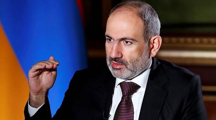 Премьер-министр Армении Никол Пашинян. Фото: БелТа