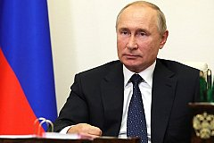 Путин вернул вытрезвители и запретил «веселящий газ»