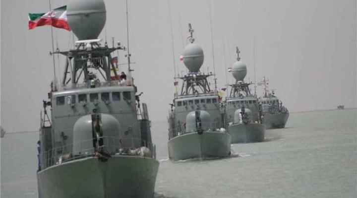 ВМС Ирана в Персидском заливе приведены в повышенную боеготовность