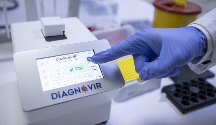 Турецкие ученые создали прибор, обнаруживающий коронавирус за 10 секунд