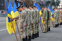 Звания украинских военных изменили под стандарты НАТО