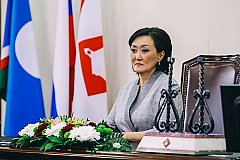 Сардана Авксентьева заявила об уходе с поста мэра Якутска