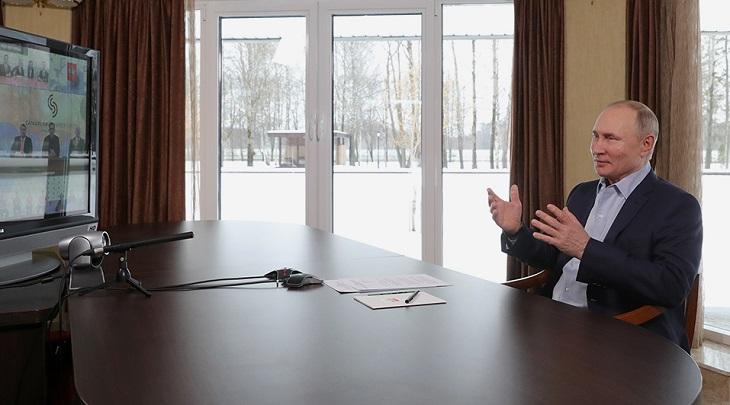 Путин: Мне никогда ничего не принадлежало