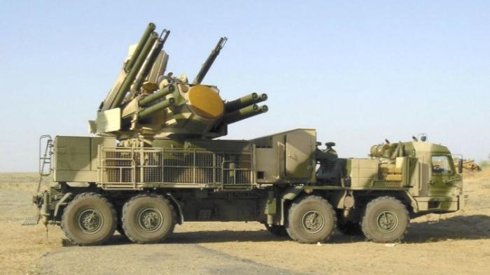 Американцы выкрали и тайно вывезли из Ливии российский ЗРК «Панцирь-С1»