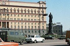 Знаменитый памятник Дзержинскому хотят вернуть на Лубянскую площадь