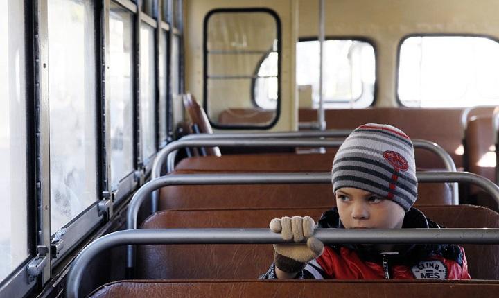В России запретили высаживать детей из общественного транспорта