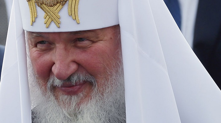 Леонид Парфёнов: «О скромности Патриарха можно говорить часами»