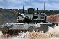 Армия России начнет получать танки «Армата» в 2022 году