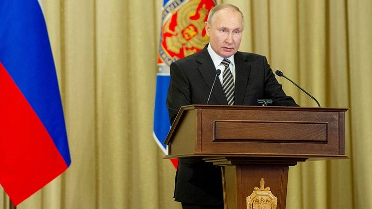 Путин заявил, что против России готовится провокация