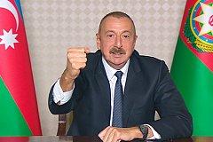 Алиев возобновлять войну в Карабахе не советует