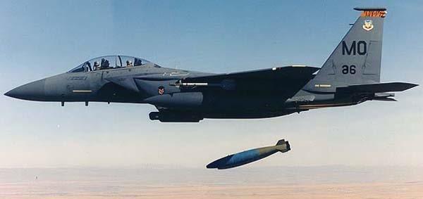 США нанесли авиаудар по иранским боевикам в Сирии