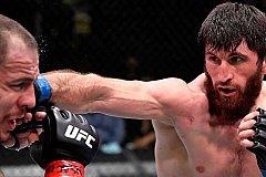 Российский боец Анкалаев уверенно одолел украинца Крылова в турнире UFC