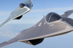 В США разрабатывают истребитель шестого поколения для «жесткой войны»