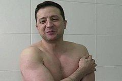 Киселев поздравил Зеленского с победой над волосами на груди
