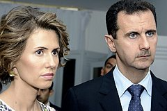 Сирийский президент Башар Асад и его жена заболели COVID-19