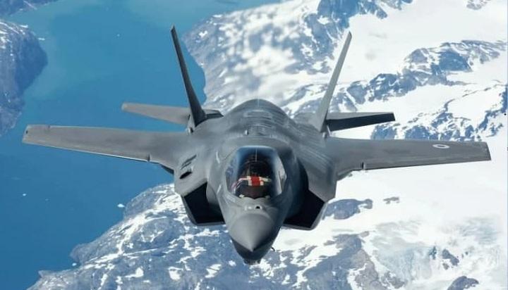 США готовит F-35 к войне с Россией в Арктике