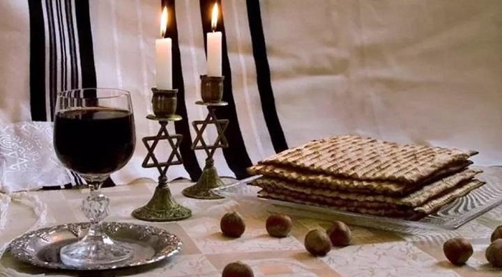 Путин поздравил евреев России с праздником Песах