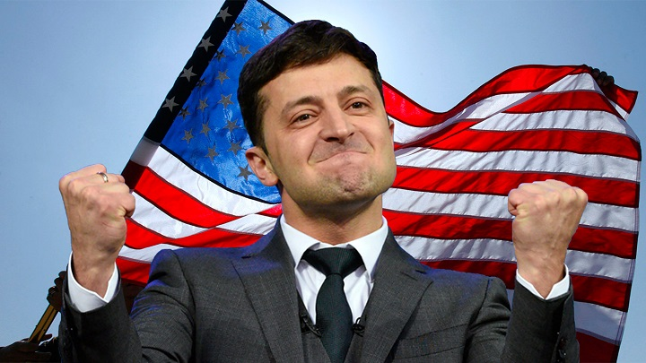 Зеленский: Украина и США стоят плечом к плечу на защите демократии