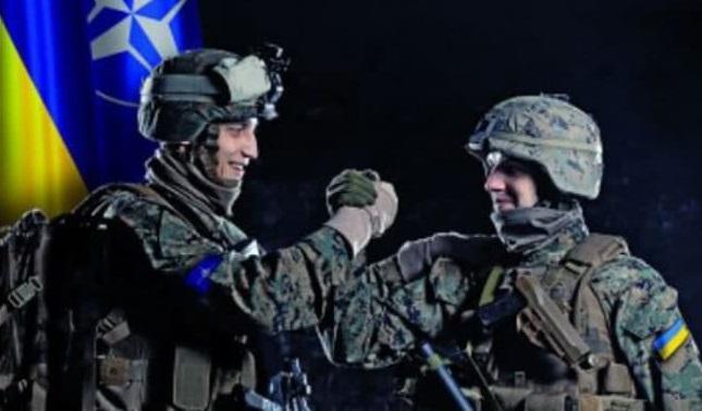 Украина и НАТО активно готовятся к войне за Крым