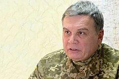 Глава ВСУ считает Украину мощным форпостом НАТО на востоке