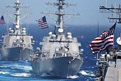 Корабли ВМС США уже скоро могут появиться у границ России