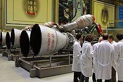 Последние российские ракетные двигатели РД-180 отправят в США
