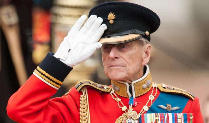 Скончался супруг королевы Англии Елизаветы II принц Филипп