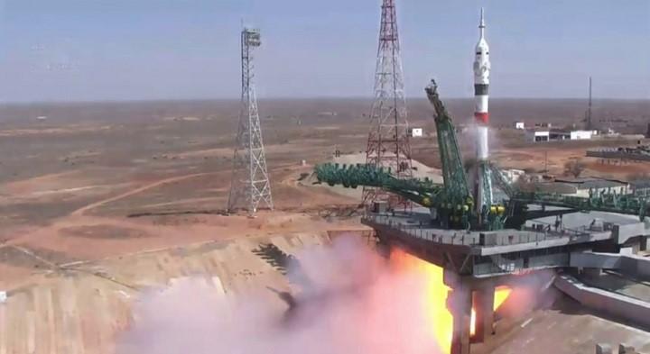 «Роскосмос» отправил на орбиту «Гагарина»