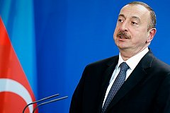 Алиев заявил о возможном мирном соглашении с Арменией