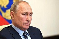 Ответные действия России на санкции США Путин обсудил с Советом безопасности