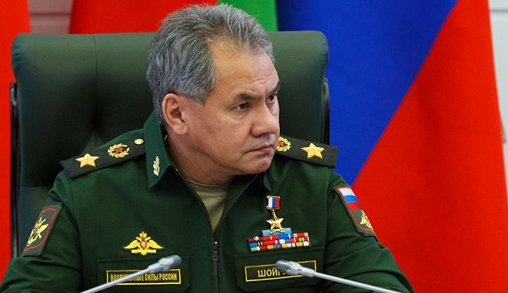 Шойгу заявил о стремлении Украины осложнить ситуацию в Донбассе и провокациях НАТО в Черном море