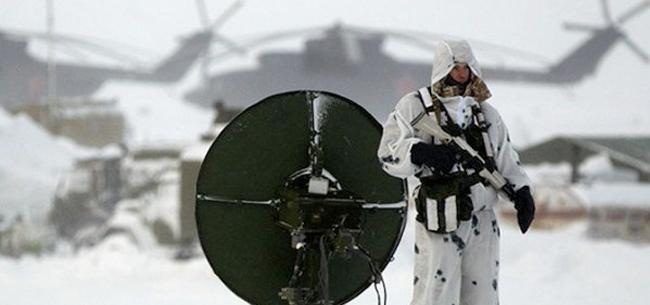 В Арктике будет построен военный городок и аэродром