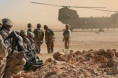 Эксперт назвал военным поражением США вывод войск из Афганистана