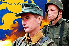 Нацисты Украины обещают следующий марш провести в Донецке и Москве