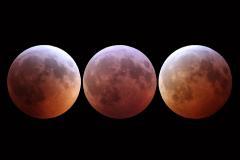 Кровавая Луна 2021: где, когда и как увидеть суперлунное затмение?