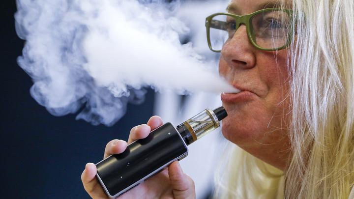 Электронные сигареты опасны для легких