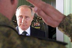 Путин считает, что генералы могут служить и после 70 лет