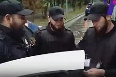 В Москве появились «чеченские» патрули