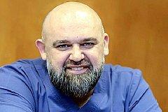 Главный врач Коммунарки идет в депутаты Госдумы