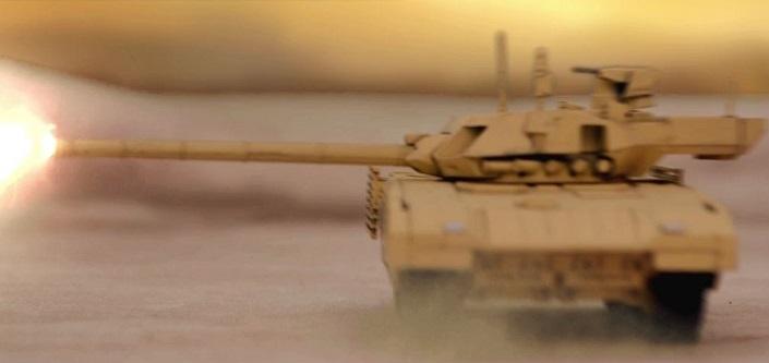 На вооружение Армии России поступят первые 20 танков Т-14 «Армата»