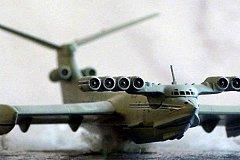 Пентагон заказал воссоздание легендарного советского экраноплана «Лунь»