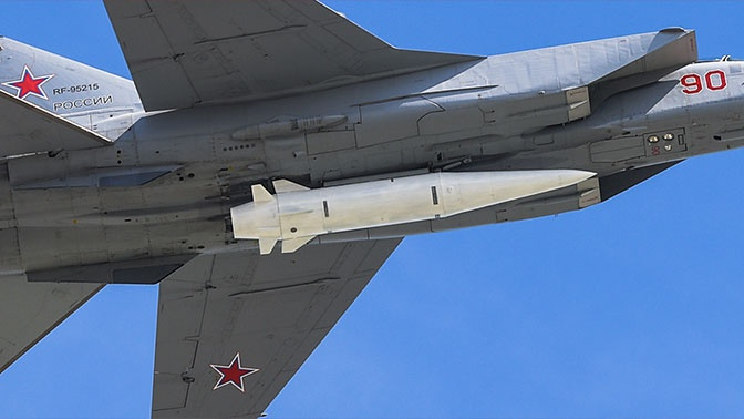 Чемезов: Сбить российскую гиперзвуковую ракету «Кинжал» невозможно